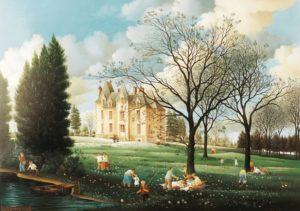 Raphaël Toussaint - Peintre de la Vendée 509-300x211