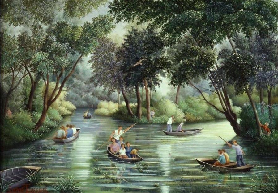 Raphaël Toussaint - Peintre de la Vendée 703